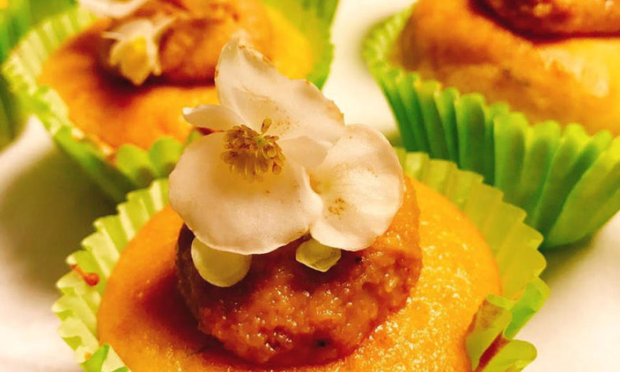 gastronomia floral