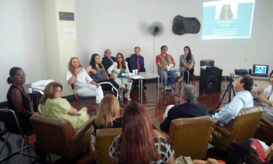 Primeiro SuperAção reuniu 50 pessoas ano passado na ABI