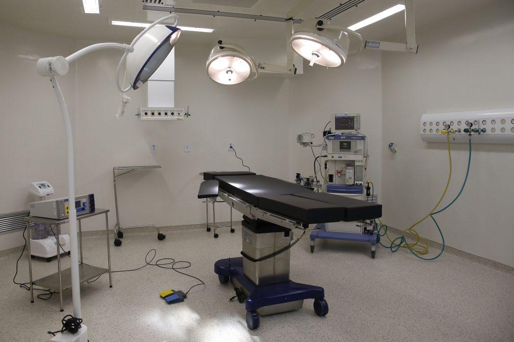 HemoRio ganha centro cirúrgico