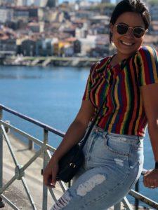 Anna precisou sair do emprego e buscar uma nova ocupação que fosse mais flexível para conciliar com o tratamento (Foto: Álbum de Família)