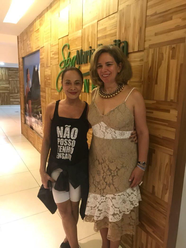 Tãnia Alves, do SPA Maria Bonita, é usuária da técnica defendida por Maria Emília, presidente da Aboz (Foto: Divulgação)