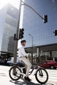 Bicicleta elétrica é alternativa de mobilidade sustentável