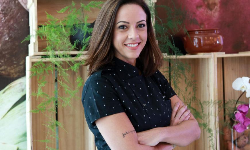 Paula Martins venceu câncer com alimentação gluten free