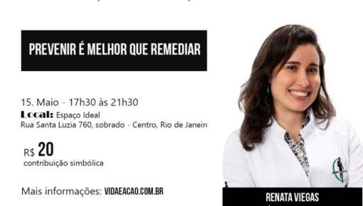 Renata Viegas, psicóloga e arteterapeuta da Equipe Saúde Plena