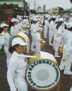 banda racional de Santa Catarina