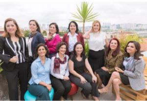 Mulheres do projeto Nação de Valor
