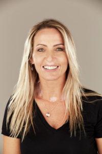 Beth Filippelle, apresentadora do Vitiligo Day Brasil 2018