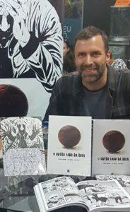 Alê Braga é diretor cinematográfico, roteirista, publicitário e professor