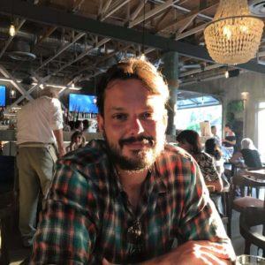 Alvaro Campos escreve para quadrinhos, teatro, TV e cinema