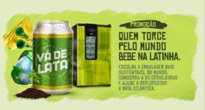 Quem Toma pelo Mundo Bebe na Latinha