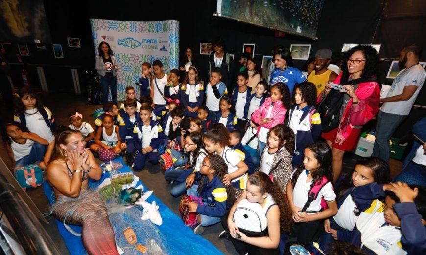 Projeto Meros do Brasil - Foto Divulgação