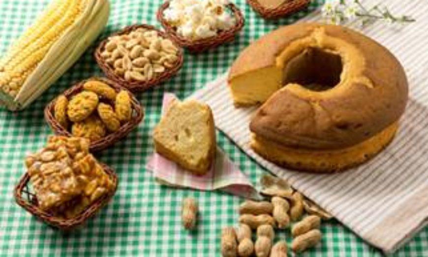 pratos típicos de festa junina