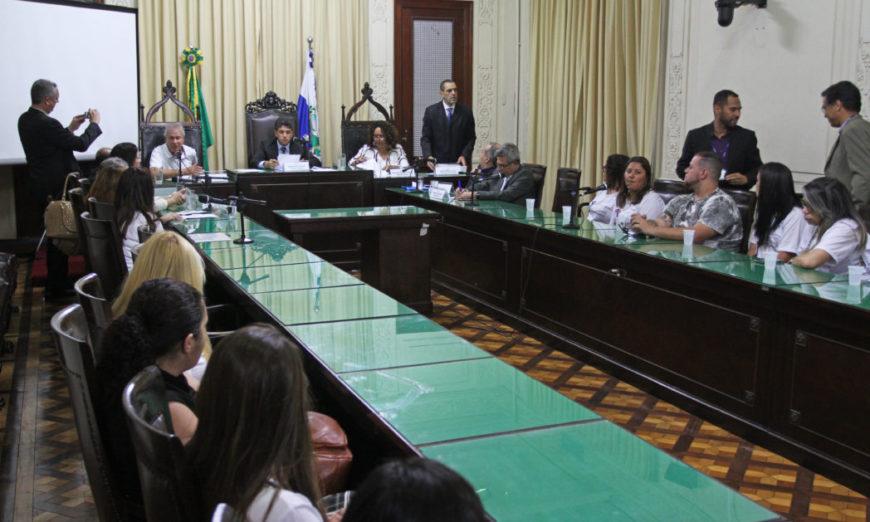 crise da diálise no Rio audiência na Alerj