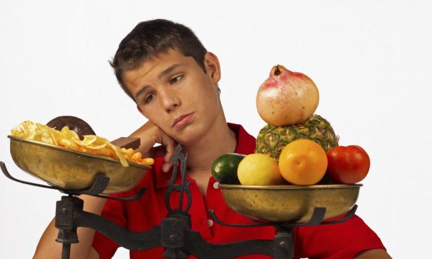 alimentação adolescente