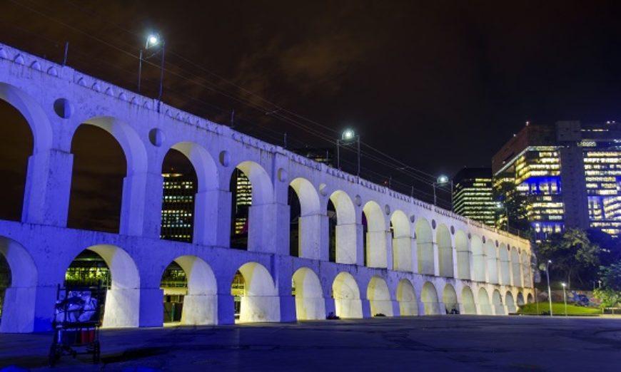 Arcos da Lapa - Novembro Azul