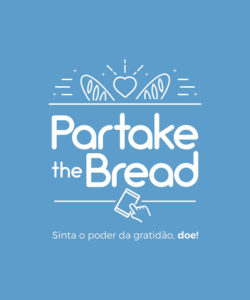 partake the bread