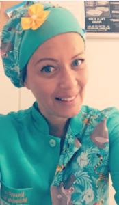Alexandra Marinho nutricionista
