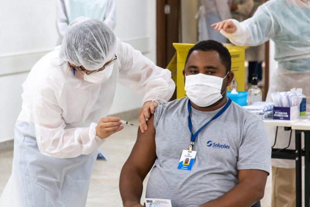 Vacinacao UFRJ